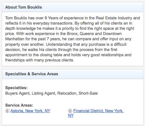 Qu est ce que les clients pensent des agents immobiliers for Les agents immobiliers