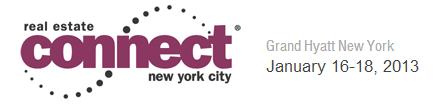 NY real estate connect l'événement de l'internet immobilier