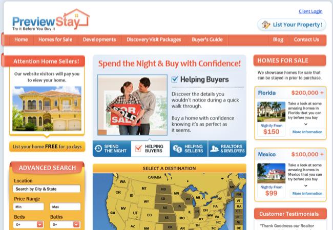 Tester votre maison avant de l acheter aux usa et canada for Acheter maison usa