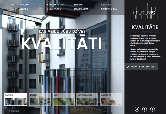inspiration design site internet immobilier 7