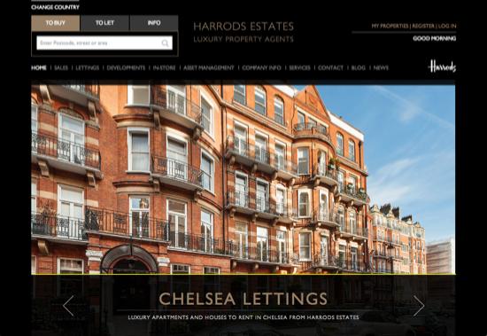 inspiration design site internet immobilier 21
