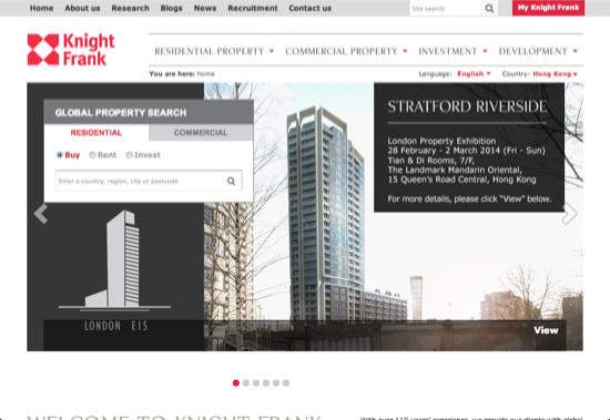 inspiration design site internet immobilier 18