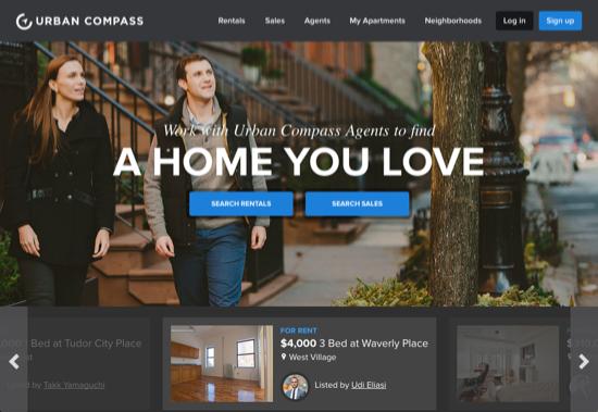 inspiration design site internet immobilier 2