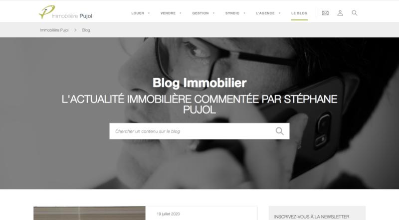 Blog Immobilier Stephane Pujol