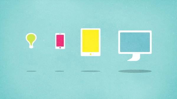 Le mobile first : de l'idée de votre site à l'ordinateur en commençant par le mobile et les tablettes.