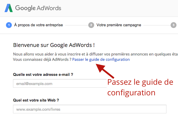 adwords-immobilier-configuration