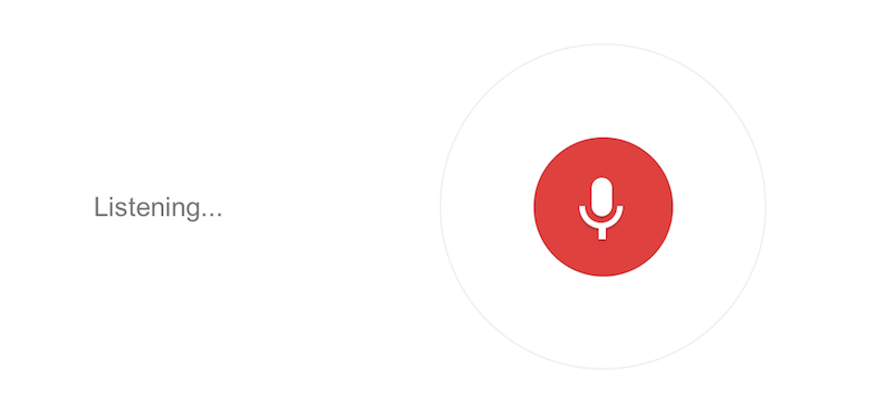 google-listening