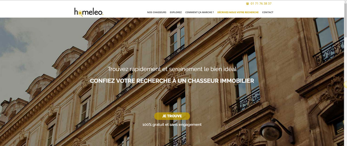 homeleo_chasseur_immobilier_startup_rent