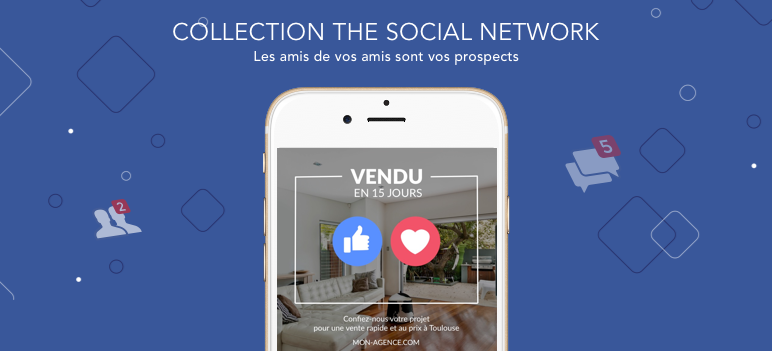 Collection-social-network-vendu-immobilier