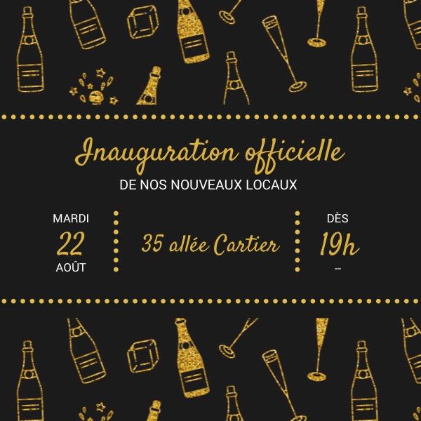 Design reseaux sociaux communication agence immobilier event 3