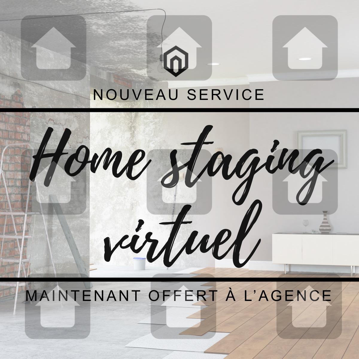 Design reseaux sociaux services offerts immobilier 2