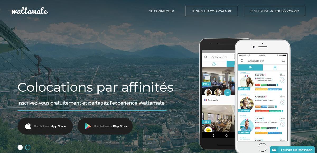 wattamate : une startup spécialisée dans les services pour la colocation