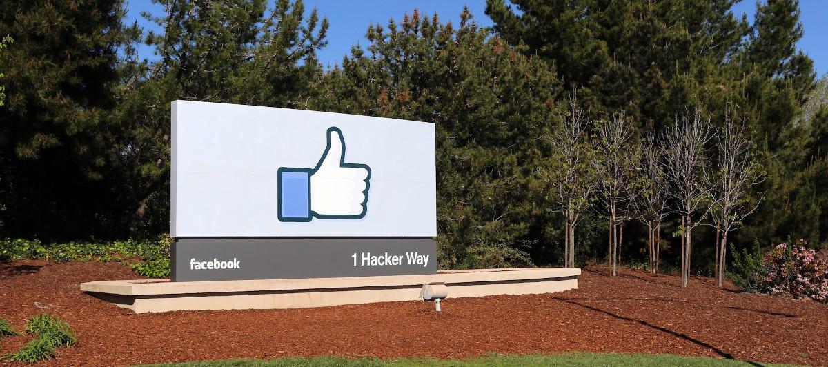 Facebook Campus Illustration Gafa Immobilier