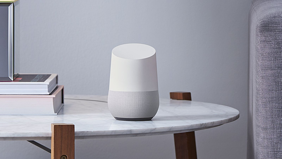 Google Home Immobilier Prospective