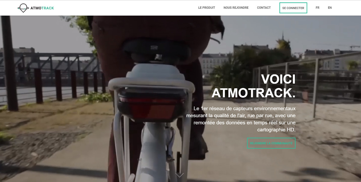 Atmotrack Vivatech Startup Immobilier