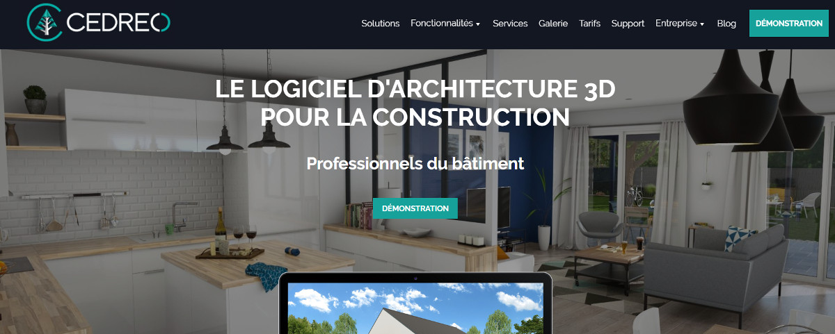 Cedreo Architecture 3d Immobilier