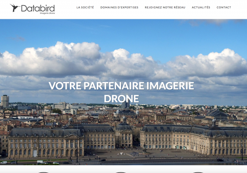 Databird Drone Immobilier