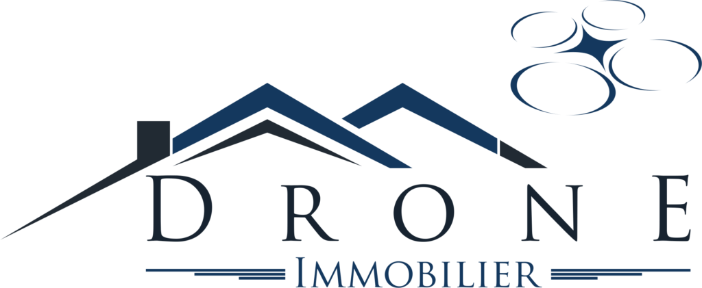 Logo Drone Immobilier
