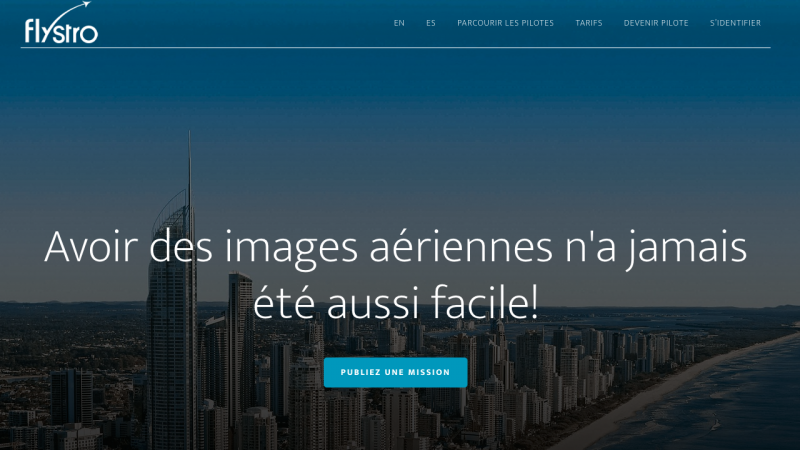 Flystro Drone Immobilier