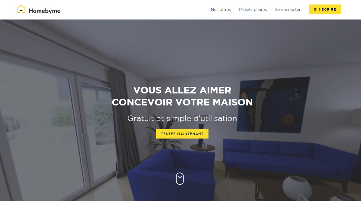 Homebyme Plans 3d Immobilier