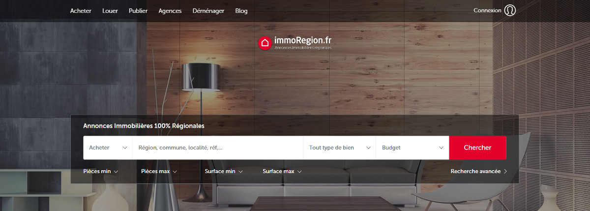 Immoregion Portail Immobilier Annonces Immobilieres Region