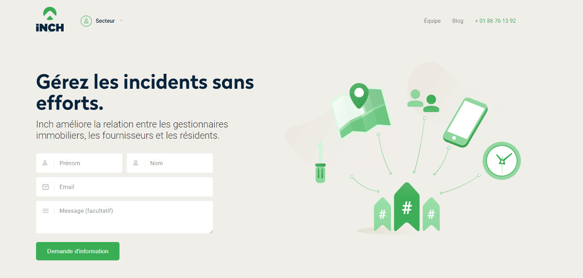 Inch Logiciel Gestion Immobiliere Annuaire Homepage
