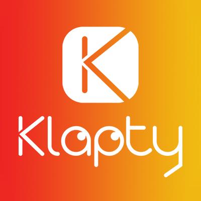 Logo Klapty (ex YetiVisit)