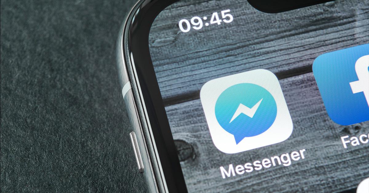 Un virus se propage sous forme de lien vidéo — Messenger