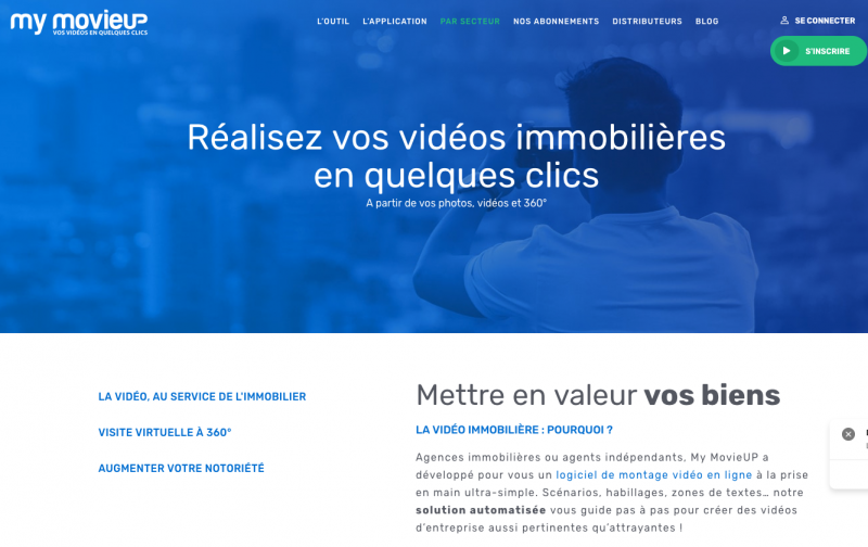 Mymovieup Video Immobilier