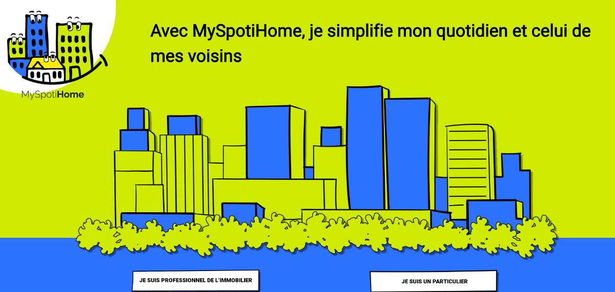 Myspotihome Illustration Gestion Immobilier Gestionnaires Incidents