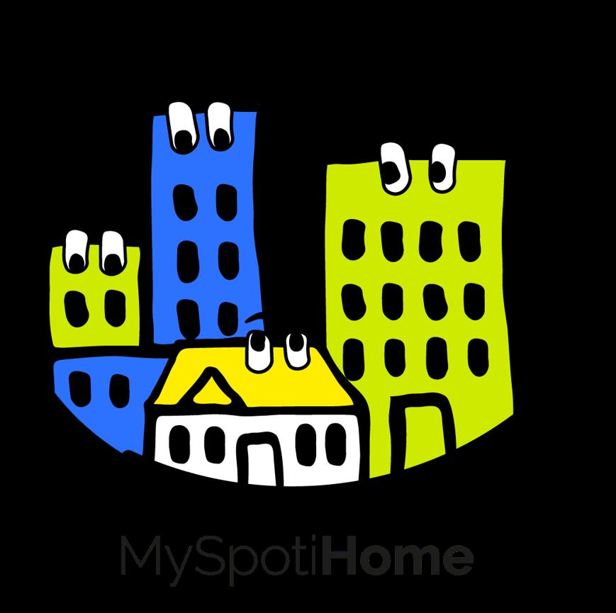 Logo MySpotiHome