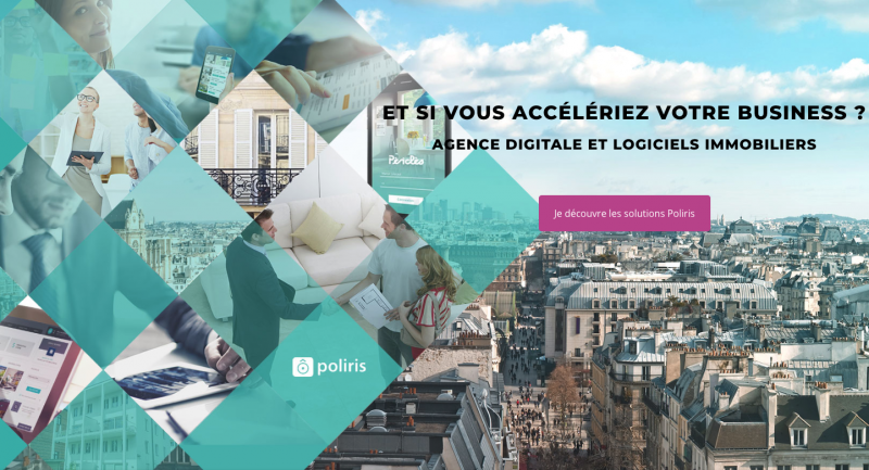 Poliris Agence Digitale Immobilier