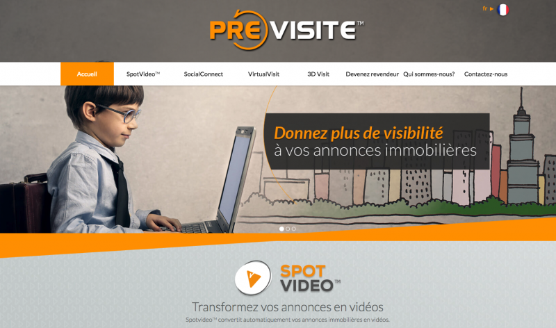 Previsite Marketing Immobilier