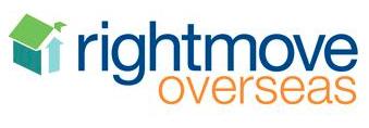 Logo Rightmove Overseas