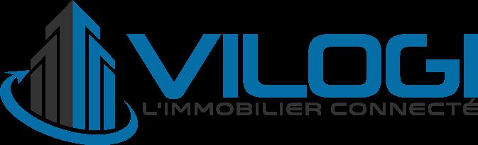 Logo Vilogi – solution pour les syndics et les gestionnaires
