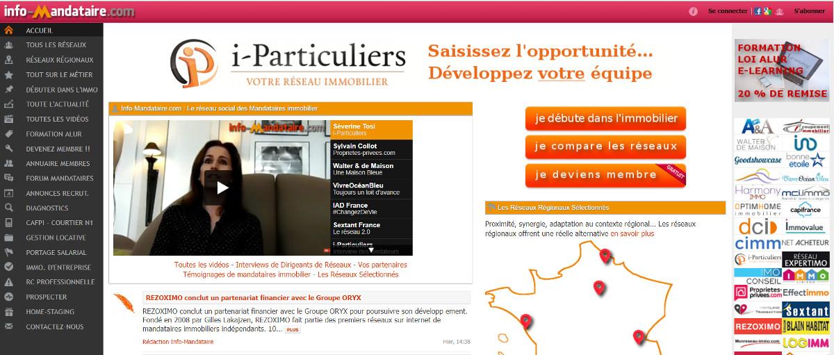 Infomandataire Media Immobilier