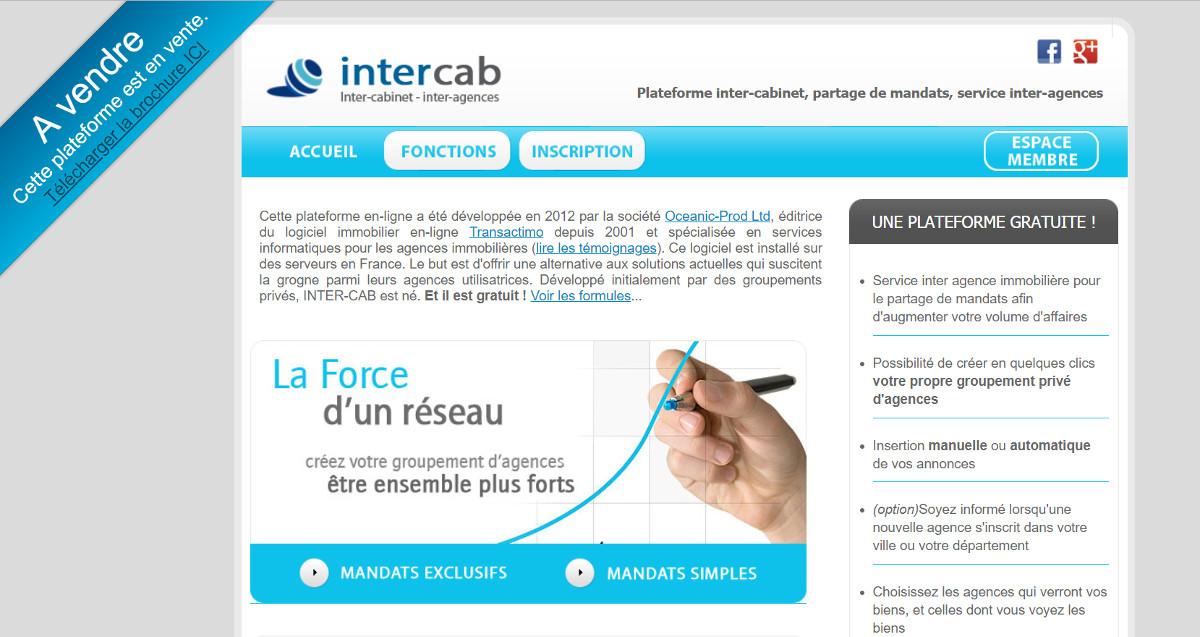 Intercab Immobilier Intercabinet Illustration