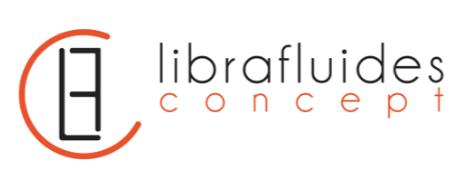 Logo Librafluides concept