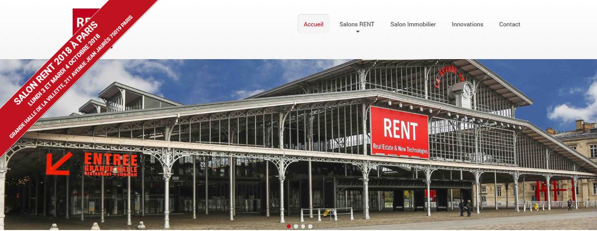 Rent Salon Immobilier Blog Nouvelles Technologies