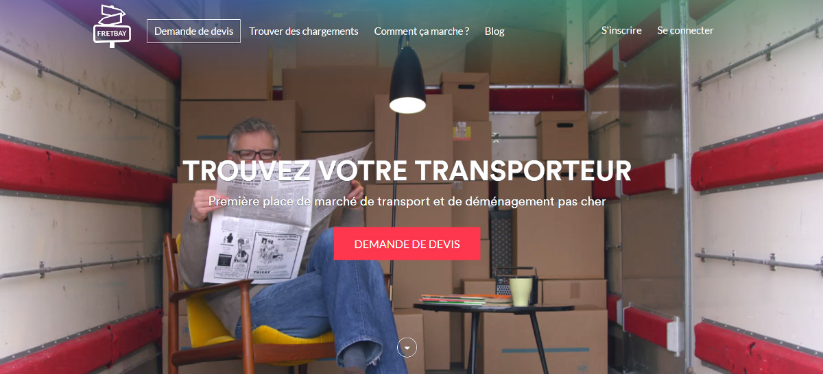 Fretbay Services Immobilier Demenagement Homepage