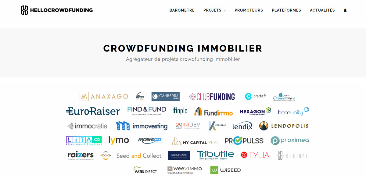 Hellocrowdfunding Immobilier Financement Participatif