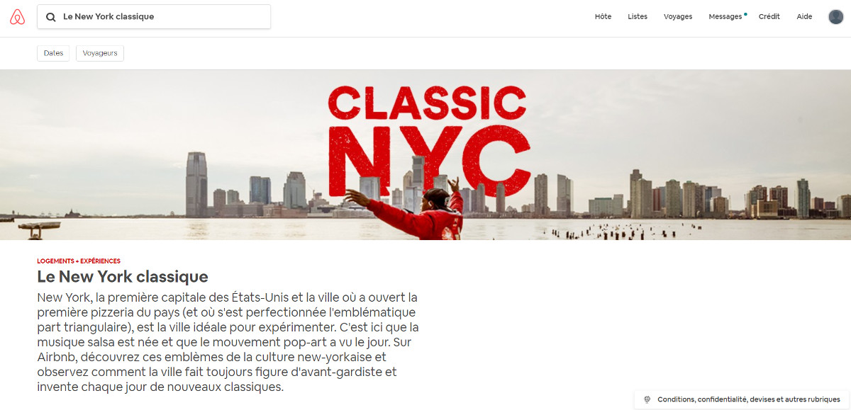 Airbnb Exemple Professionnels Immobilier Content Marketing