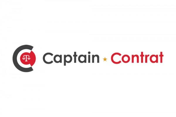 Logo Captain Contrat