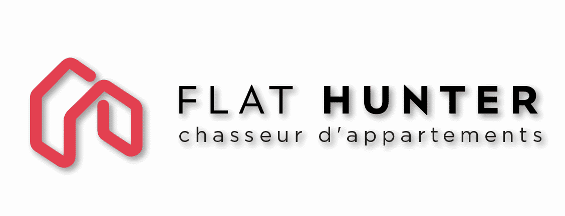 Logo Flat Hunter