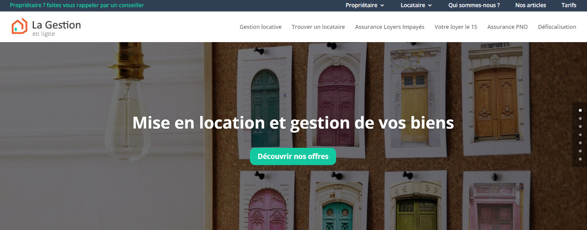Lagestionenligne Gestion Locative Immobilier Annuaire