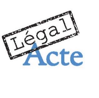 Logo LégalActe