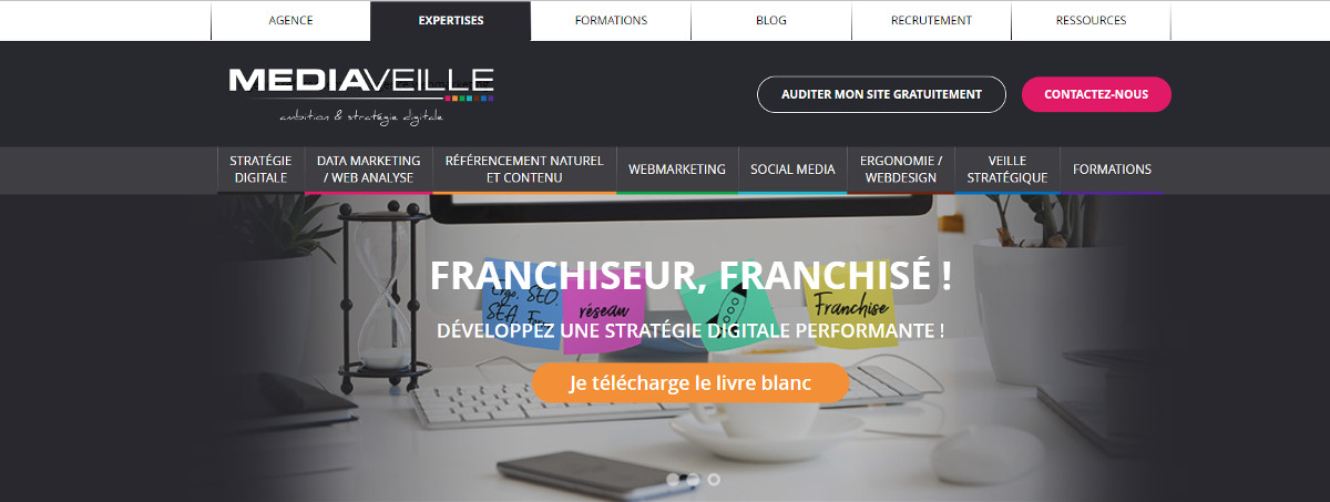 Mediaveille Agence Communication Immobilier