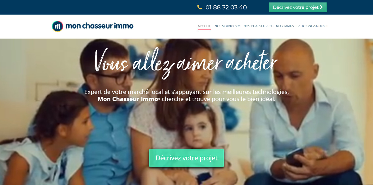 Monchasseurimmo Chasseur Immobilier Prestataires