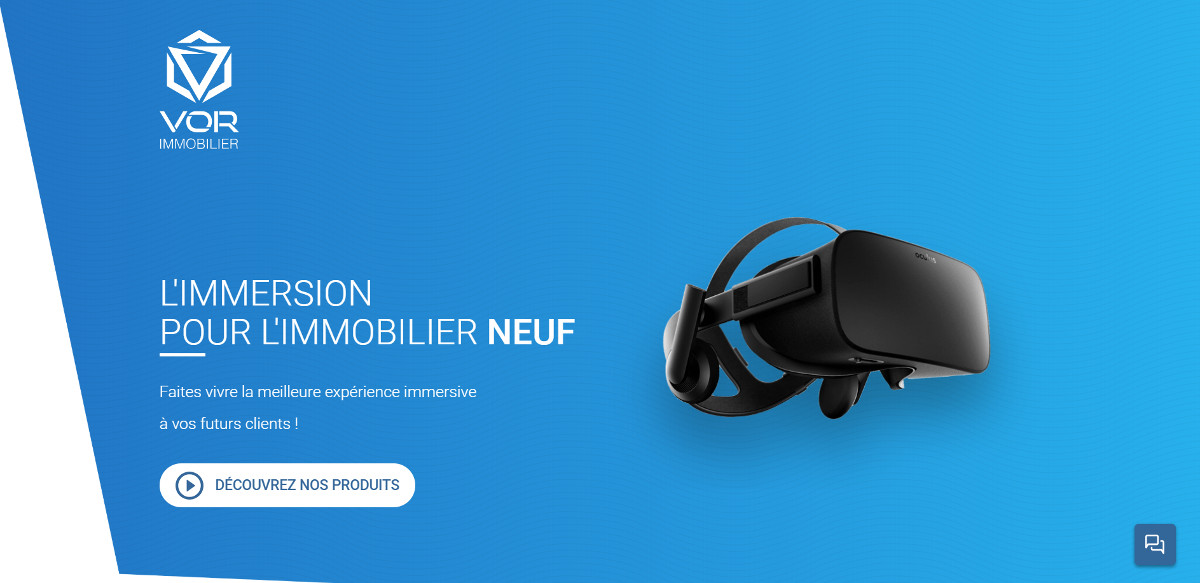 Vorimmobilier Realite Virtuelle Immobilier Homepage