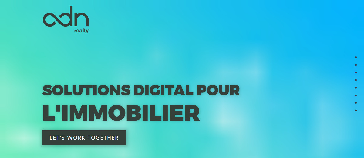 Adnrealty Communication Immobilier Agence Marketing